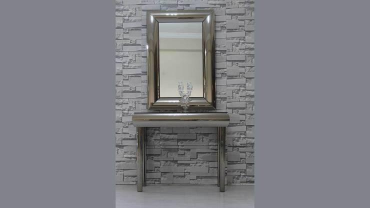 Anadolu Ayna – Tırnaklı takım Ayna:  tarz İç Dekorasyon