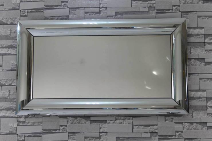 Anadolu Ayna – Bombeli Dikdörtgen ayna:  tarz İç Dekorasyon
