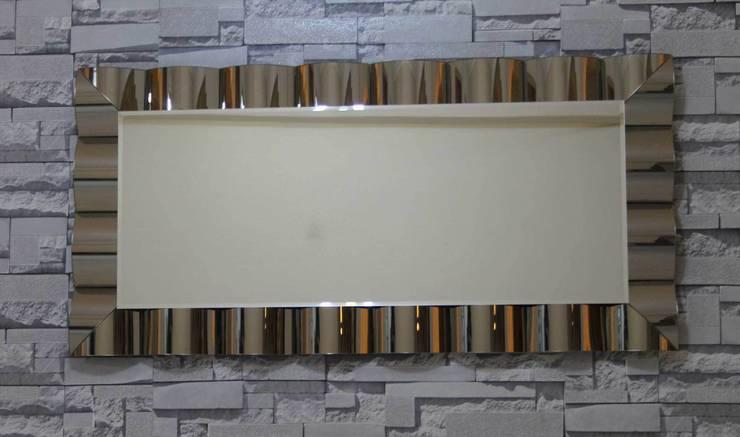 Anadolu Ayna – Petek Ayna:  tarz İç Dekorasyon