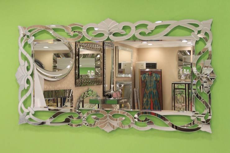 Anadolu Ayna – Dantela Ayna:  tarz İç Dekorasyon