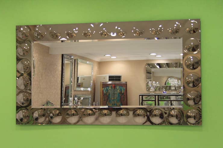 Anadolu Ayna – Balon Ayna:  tarz İç Dekorasyon