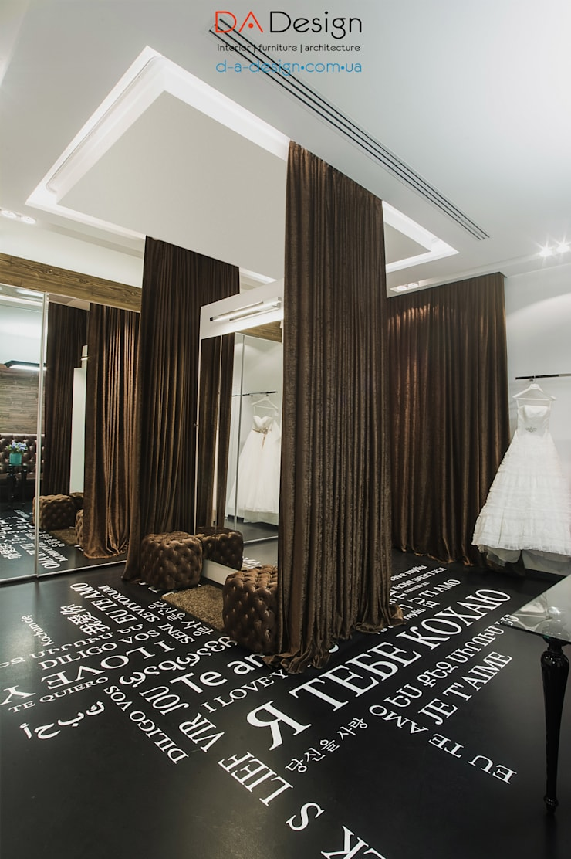 La Novia Couture (photos): Офисы и магазины в . Автор – DA-Design