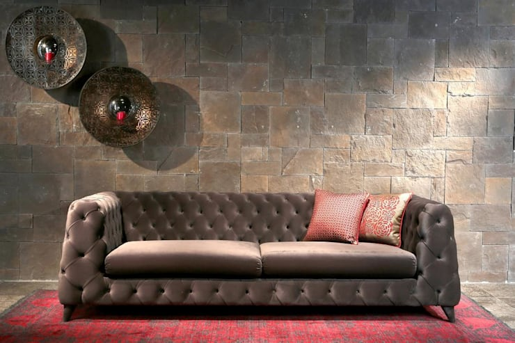 Mozza dİzayn – Arno: modern tarz Oturma Odası