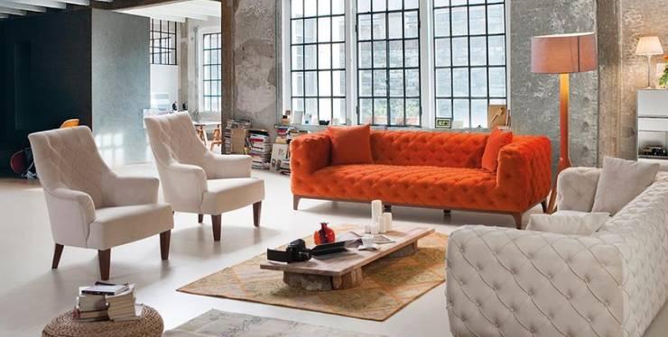 Mozza dİzayn – Fashion:  tarz Oturma Odası