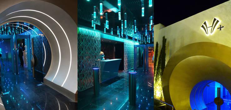 SIBEL SARIKAYA INTERIOR DESIGN OFFICE – Halikarnas The Club VIP Girişi:  tarz Bar & kulüpler