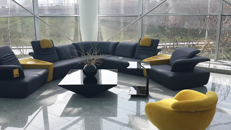 Mozza dİzayn – Gen9:  tarz Oturma Odası
