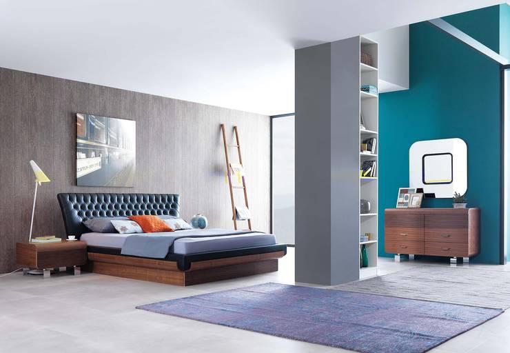 Mozza dİzayn – Signoria:  tarz Yatak Odası
