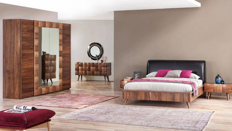 Mozza dİzayn – Melisa:  tarz Yatak Odası
