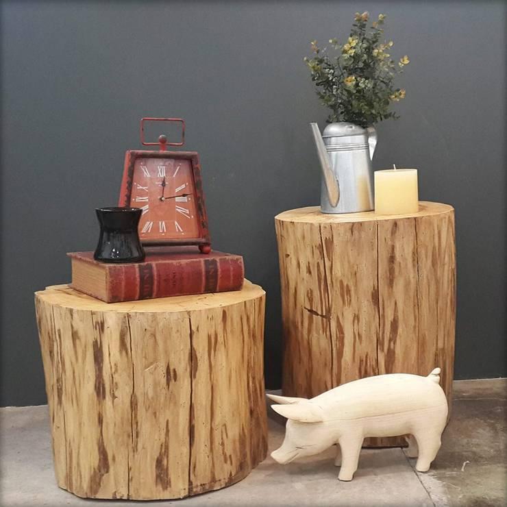 Muebles y Accesorios de decoración: Hogar de estilo  por Sepia interiores