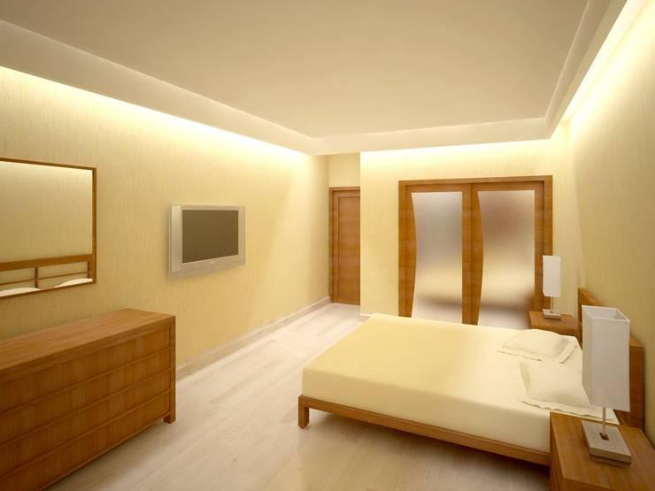 Спальня проект: Спальни в . Автор – Универсальная история,