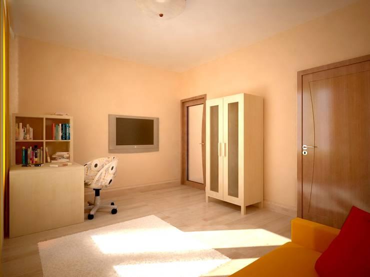Детская - проект: Детские комнаты в . Автор – Универсальная история,