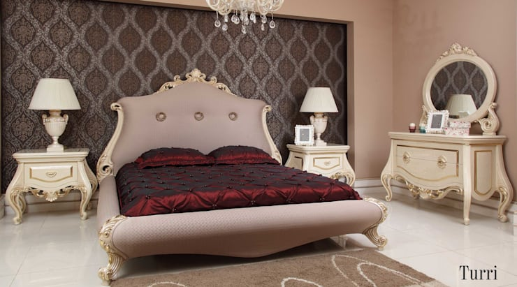 Bedroom by Mozza dİzayn