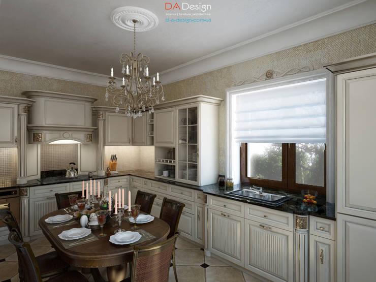 Кухни в . Автор – DA-Design, Классический