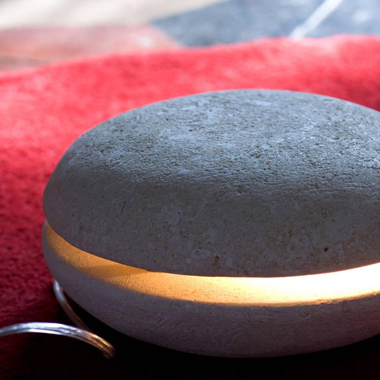 Projekty,  Salon zaprojektowane przez stonebreakers