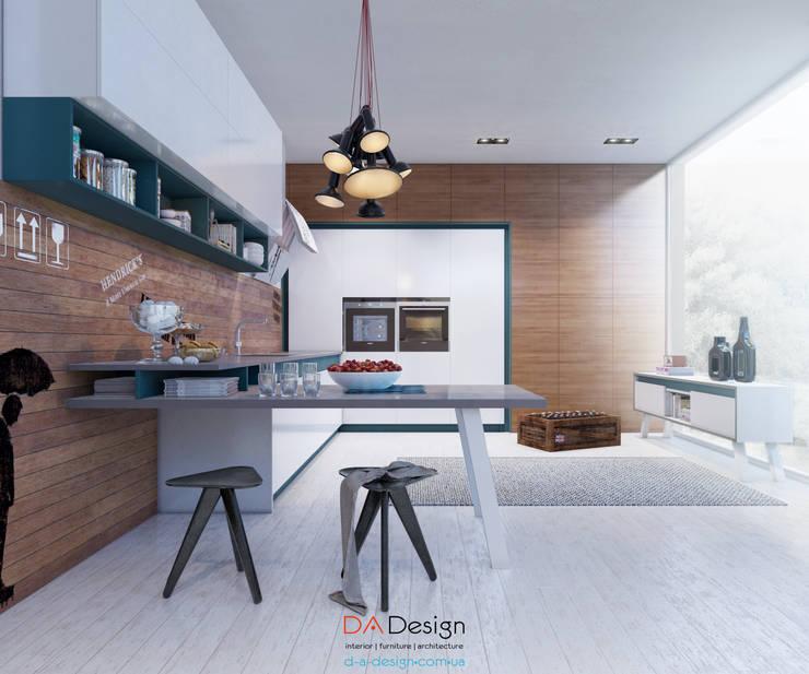 Кухни в . Автор – DA-Design
