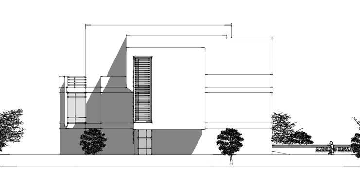 Can Şimşek Mimarlık Atölyesi – Altınşehir Ofis BURSA:  tarz