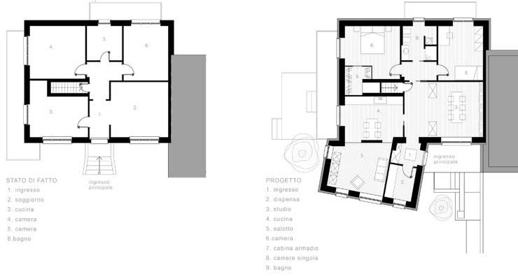 by ABC+ME Studio di Architettura