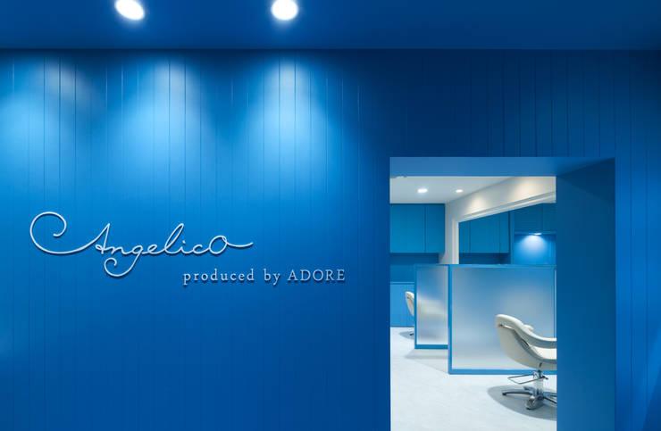 angelico: MOVEDESIGNが手掛けた商業空間です。