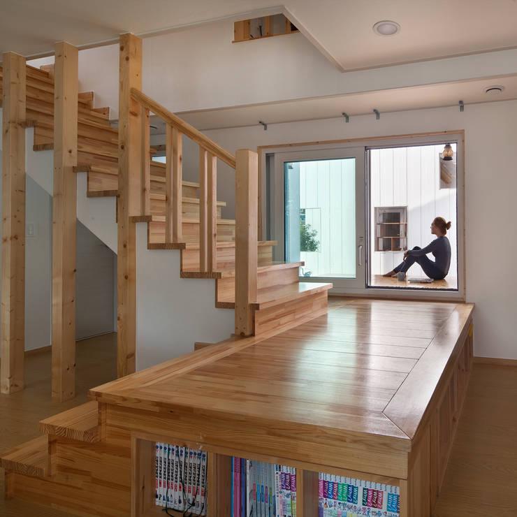 리을도랑아틀리에:  tarz Oturma Odası