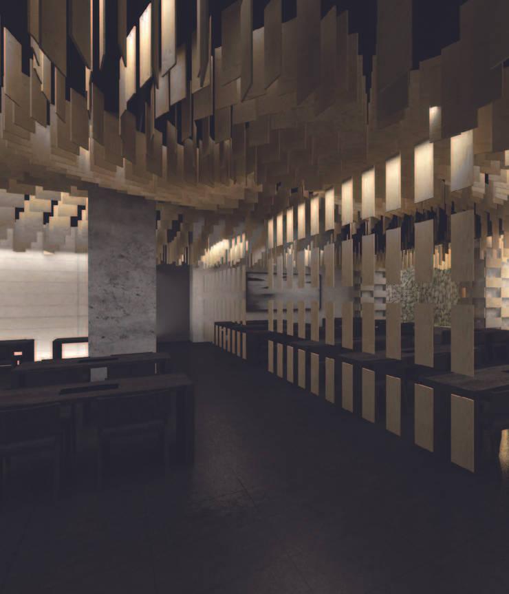DIPO Induction: LEE WOOJIN ASSOCIATE의  상업 공간
