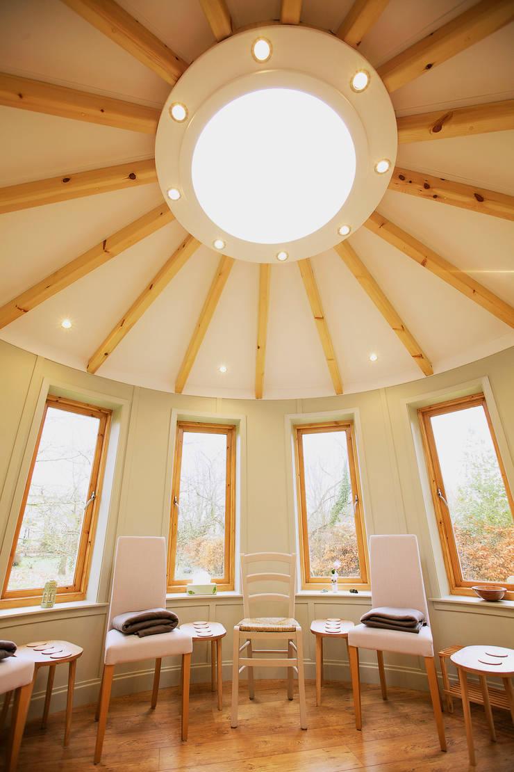4.5m Meditation space interior:  Garden by gemma5