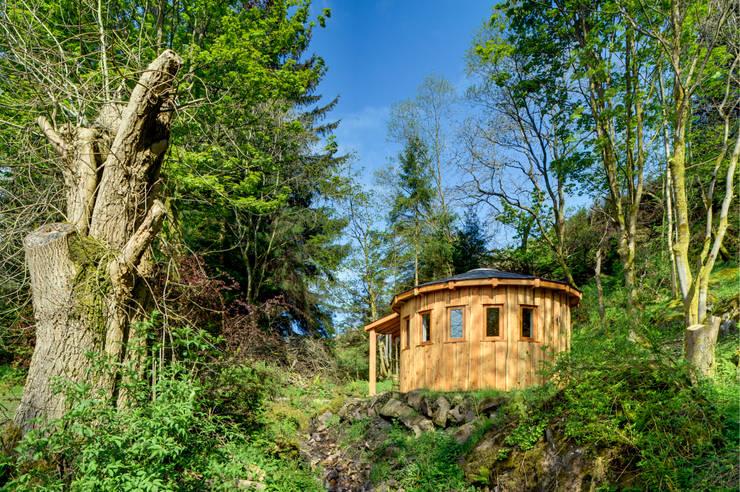 4.5m Meditation space Exterior:  Garden by gemma5