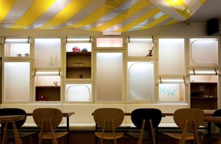 Play Pot:  Gastronomy by Lim Tae Hee Design Studio