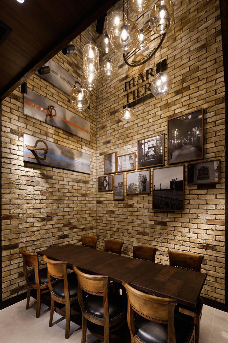 Mar y Tierra: ドイルコレクションが手掛けたレストランです。,オリジナル