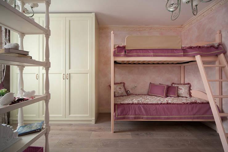 Квартира: Детские комнаты в . Автор – арт-квартира