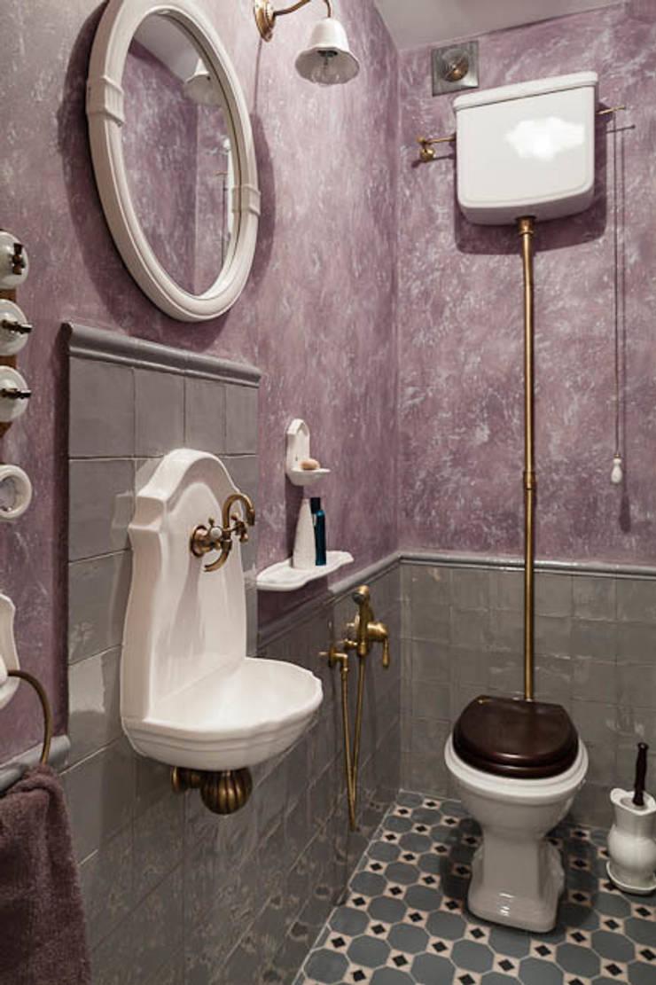 Квартира: Ванные комнаты в . Автор – арт-квартира