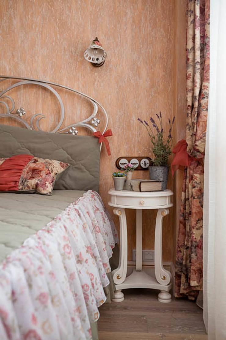 Квартира: Спальни в . Автор – арт-квартира