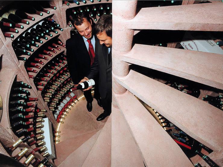 Helicave wijnkelder – ondergronds proeverijtje:   door Van Dijk Maasland, Klassiek