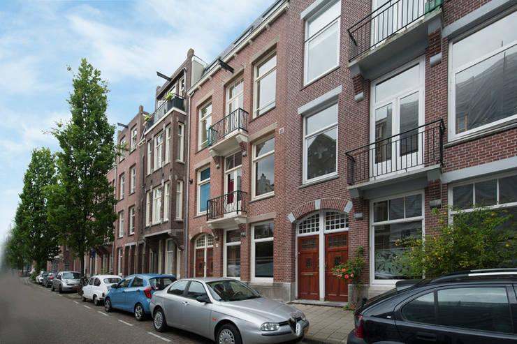 Extra verdieping wordt expatloft:   door Het Ontwerphuis
