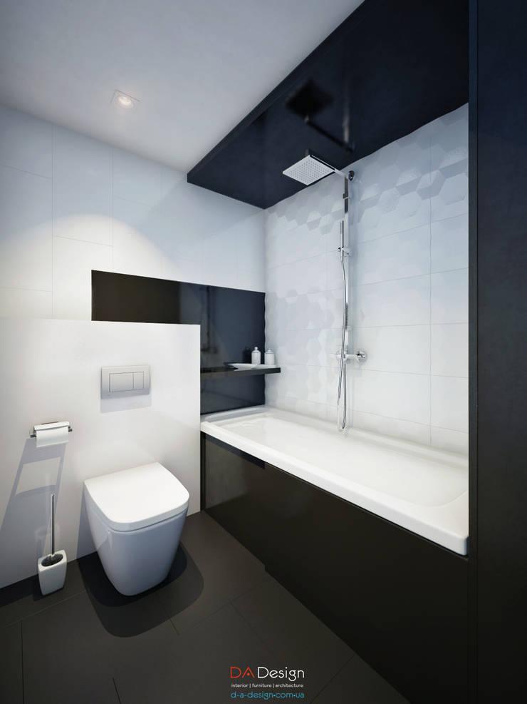 Ванные комнаты в . Автор – DA-Design