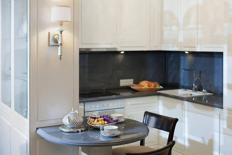 Кухня: Кухни в . Автор – Bituleva Project, Эклектичный