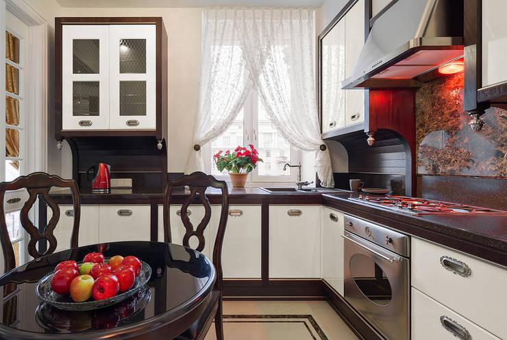 Кухня: Кухни в . Автор – Bituleva Project