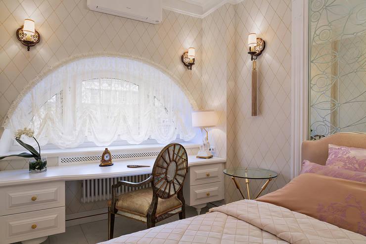 Спальня: Спальни в . Автор – Bituleva Project