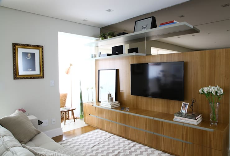 _IN Panamby II: Salas multimídia  por ARQ_IN