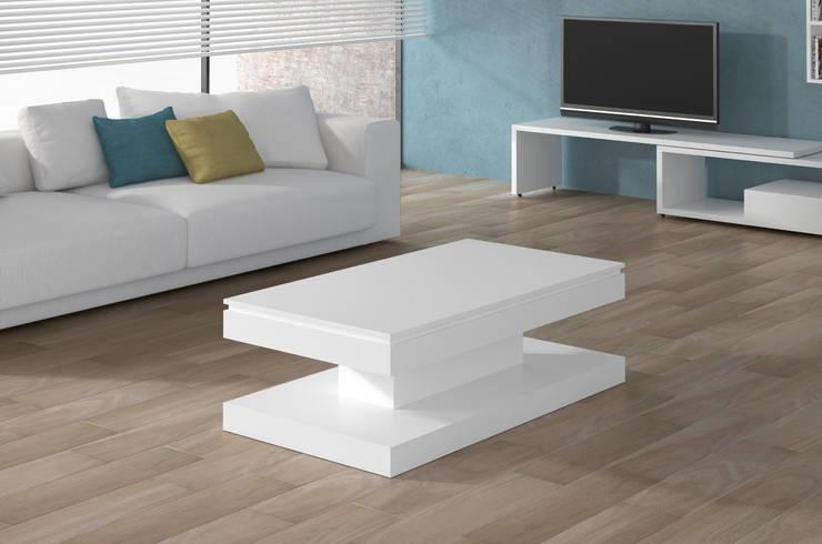 Mesa de centro elevable y de diseño de Martbert Mobiliario | homify