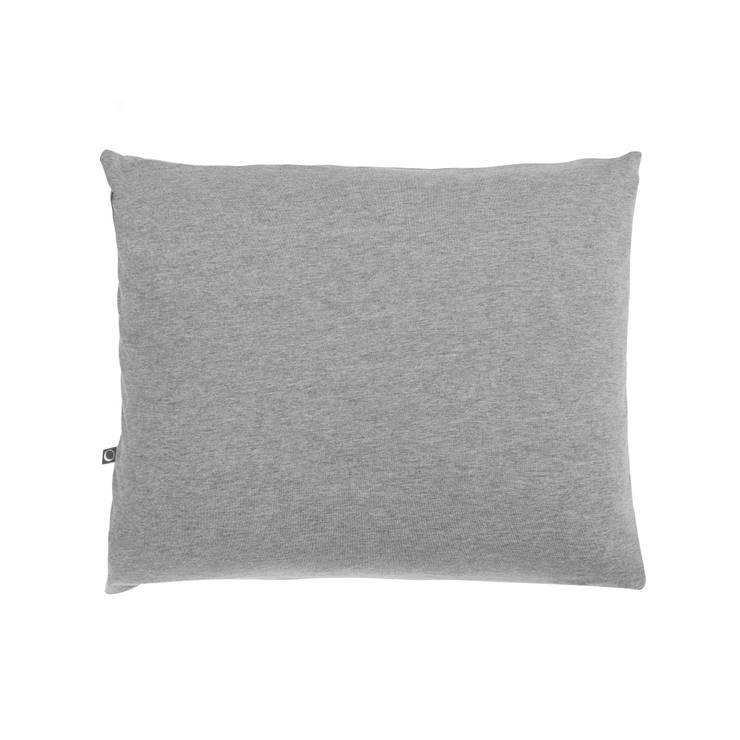 Poduszka dzianinowa szara: styl , w kategorii Sypialnia zaprojektowany przez Nocne Dobra