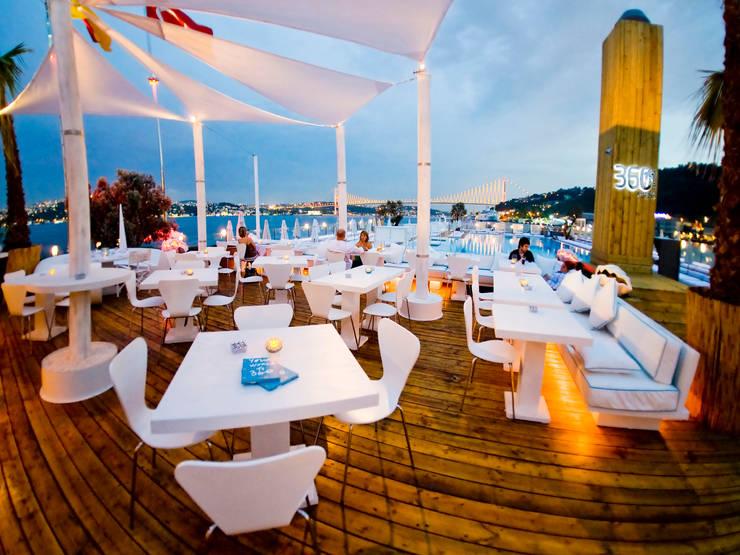 360istanbul – Istanbul 360 Suada Bosphorus View:  tarz Yeme & İçme, Akdeniz