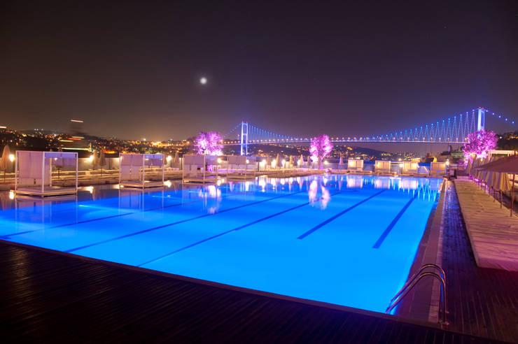 360istanbul – Istanbul 360 Suada Bosphorus View Magic Hour:  tarz Yeme & İçme, Akdeniz