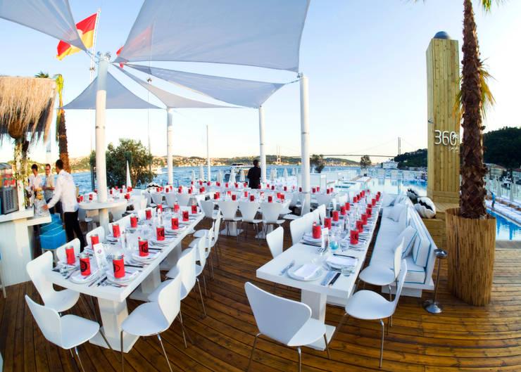 360istanbul – Istanbul 360 Suada Corporate Events:  tarz Yeme & İçme, Akdeniz