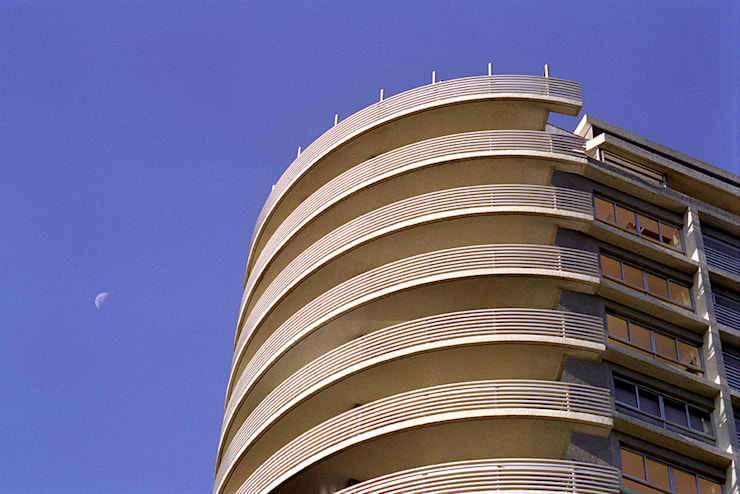 Edifício Ducale | Residencial – Rua Peixoto Gomide: Casas  por ARQdonini Arquitetos Associados