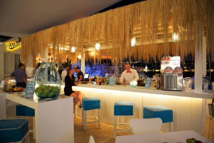 360istanbul – Istanbul 360 Suada Bar with Guests:  tarz Yeme & İçme, Akdeniz