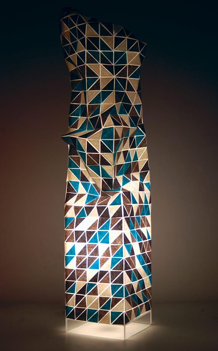 Pixel Light - BLUE: Min_D (민디)의  거실