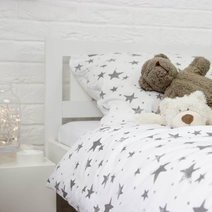 Pościel dziecięca / Kids bedding: styl , w kategorii Pokój dziecięcy zaprojektowany przez Nocne Dobra