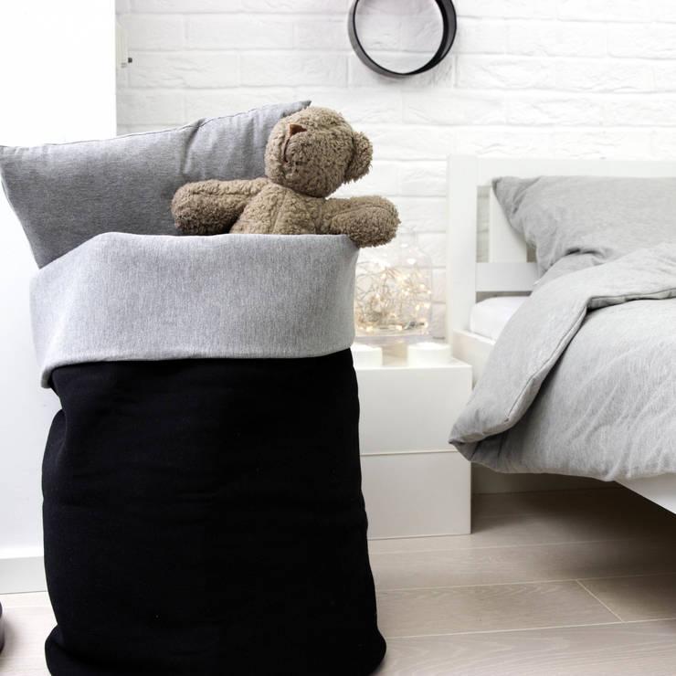 Kosz: styl , w kategorii Pokój dziecięcy zaprojektowany przez Nocne Dobra