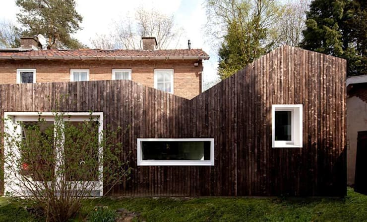 Houses by Richel Lubbers Architecten