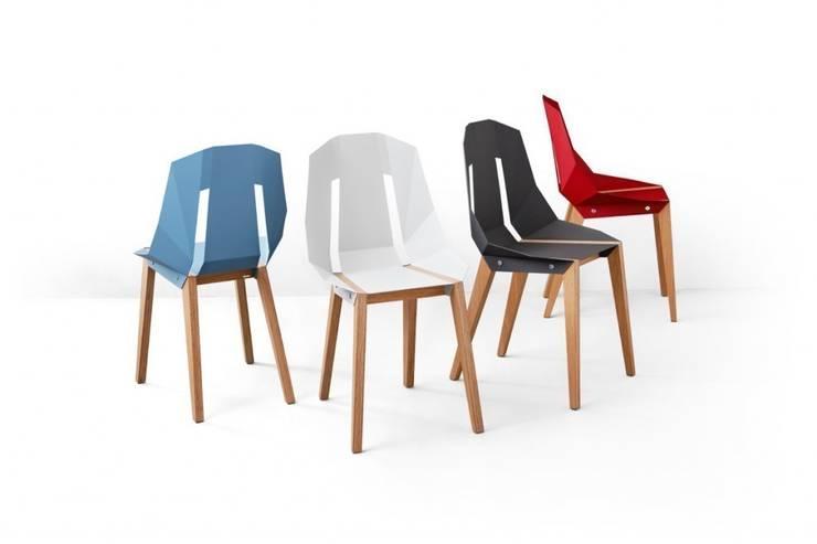 DIAGO: styl , w kategorii Jadalnia zaprojektowany przez TABANDA gdańsk